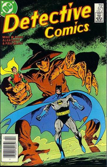 Detective Comics (1937) 571-A by DC