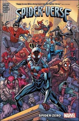 Spider-Verse: Spider Zero nn-A by Marvel