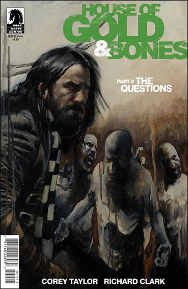 House of Gold & Bones 2-A by Dark Horse