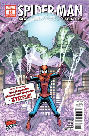 Marvel Adventures Spider-Man (2010) 14-A by Marvel
