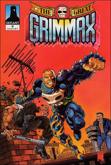 Grimmax 0-A by Defiant
