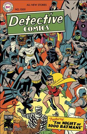 Detective Comics (1937) 1000-D