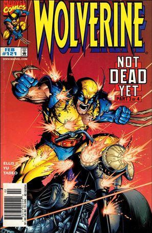 Wolverine (1988)  121-A