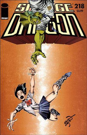 Savage Dragon (1993) 218-A