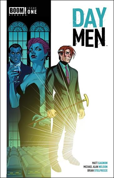 Day Men 1-A by Boom! Studios