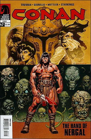 Conan (2004) 47-A by Dark Horse