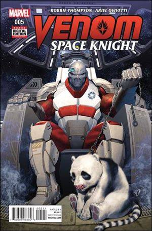 Venom: Space Knight 5-A