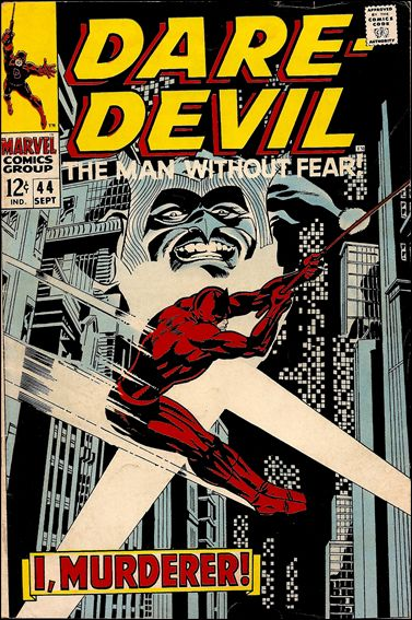 Daredevil (1964) 44-A by Marvel