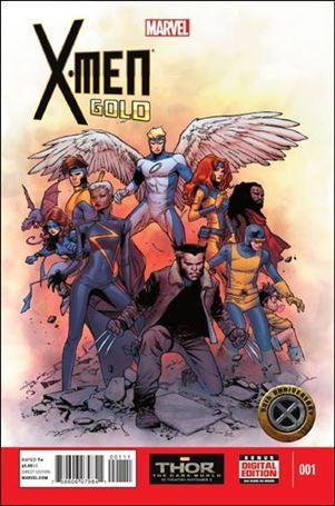 X-Men Gold 1-A