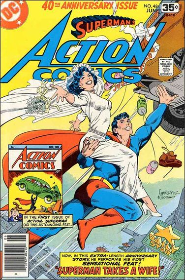 Action Comics (1938) 484-A by DC