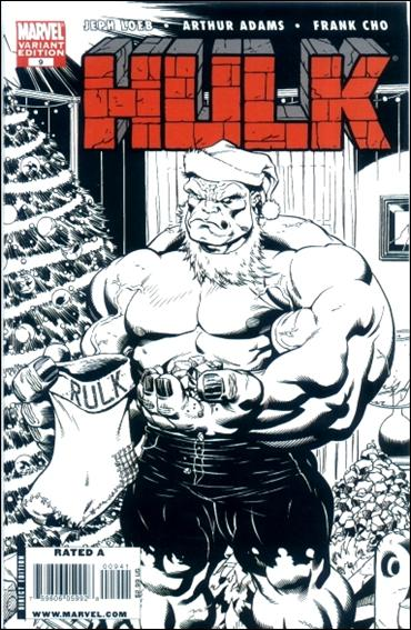 Hulk (2008)  9-E by Marvel
