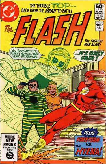 Flash (1959) 303-A by DC