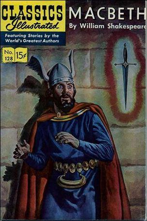 Classic Comics/Classics Illustrated 128-A