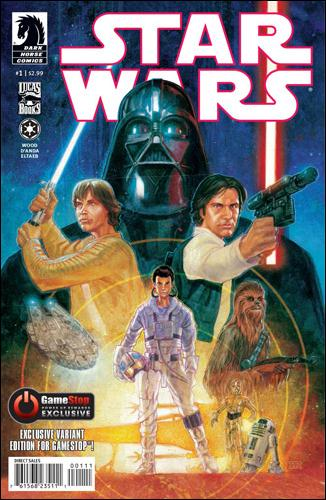 Star Wars (2013/01) 1-D by Dark Horse