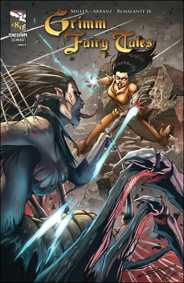 Grimm Fairy Tales 80-A by Zenescope Entertainment