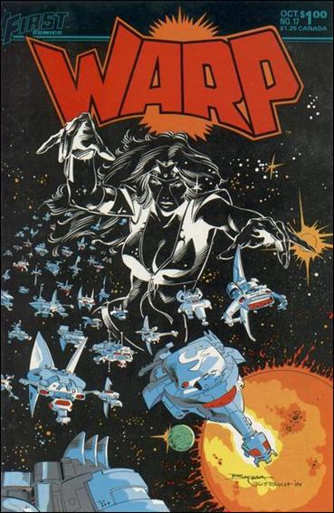 Warp 17-A by First