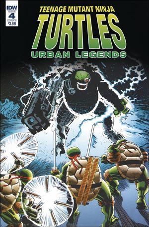 Teenage Mutant Ninja Turtles: Urban Legends 4-B