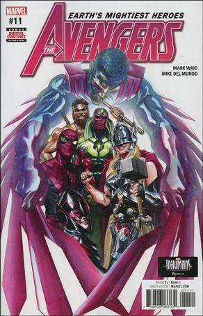 Avengers (2017) 11-A