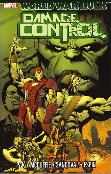 Hulk: WWH - Damage Control nn-A by Marvel