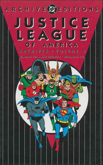 Justice League of America Archives 5-A by DC