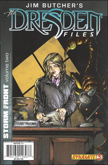 Jim Butcher's The Dresden Files: Storm Front (2009) 3-A by Dynamite Entertainment