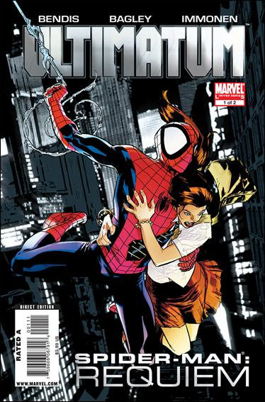Ultimatum: Spider-Man Requiem 1-A by Marvel