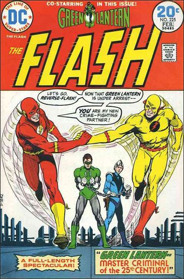 Flash (1959) 225-A by DC