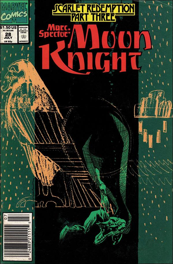 Marc Spector: Moon Knight 28-A by Marvel