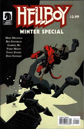Hellboy: Winter Special 2018-A