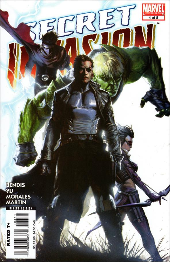Secret Invasion 4-A by Marvel