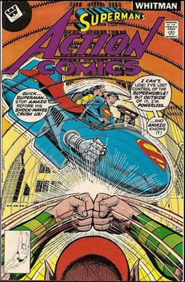 Action Comics (1938) 482-B by DC
