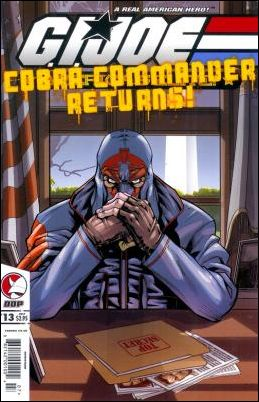 G.I. Joe: America's Elite 13-A by Devil's Due