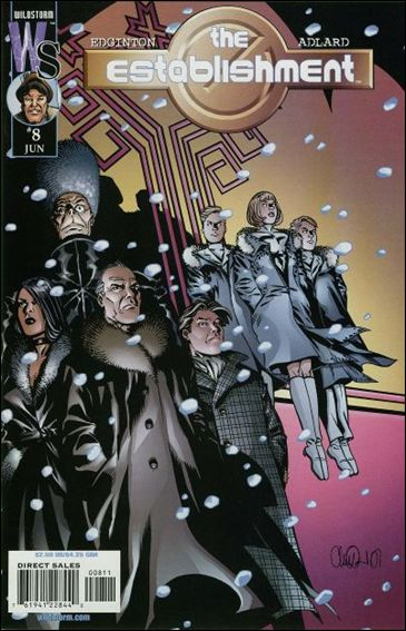 Establishment 8-A by WildStorm