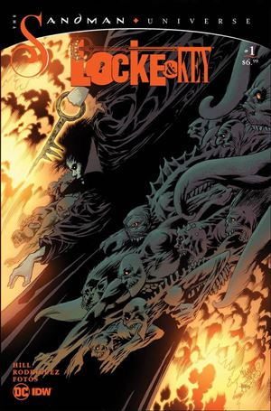 Locke & Key/Sandman: Hell and Gone 1-C