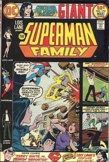 Superman Family 175-A by DC