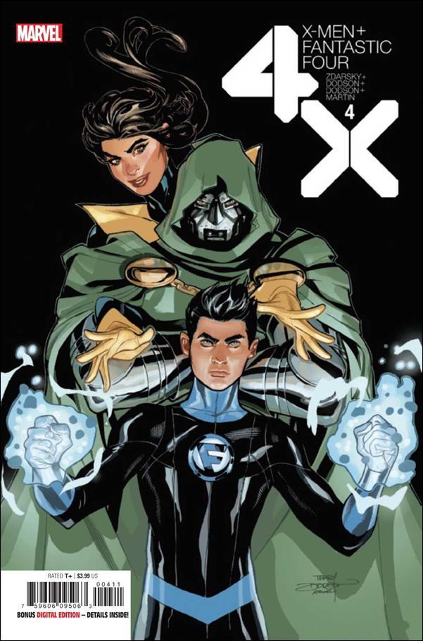 X-Men/Fantastic Four (2020) 4-A by Marvel