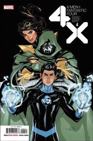 X-Men/Fantastic Four (2020) 4-A
