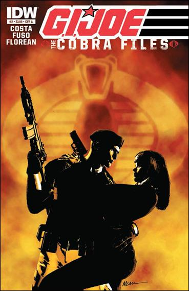 G.I. Joe: Cobra Files 2-A by IDW