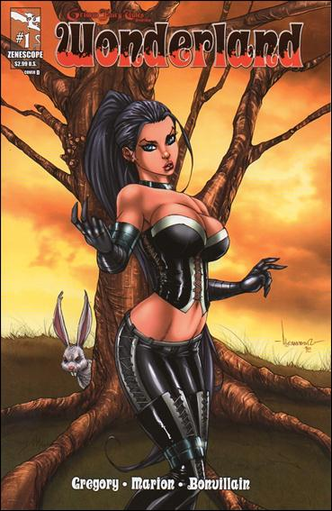 Grimm Fairy Tales Presents Wonderland 1-D by Zenescope Entertainment