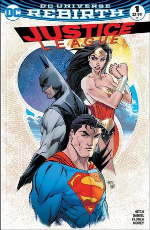 Justice League (2016) 1-C