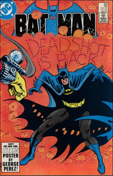 Batman (1940) 369-A by DC