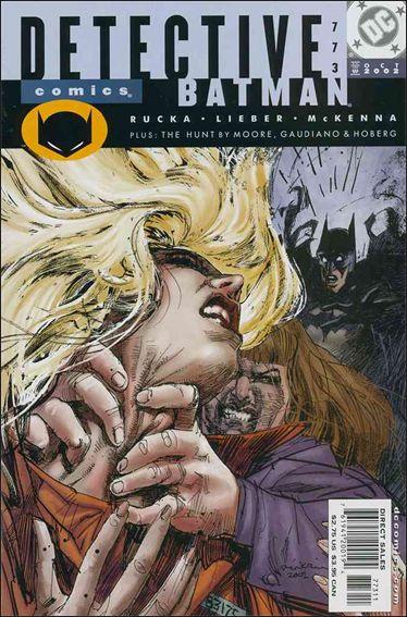 Detective Comics (1937) 773-A by DC