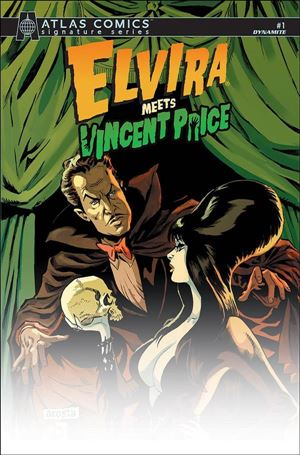 Elvira Meets Vincent Price 1-R