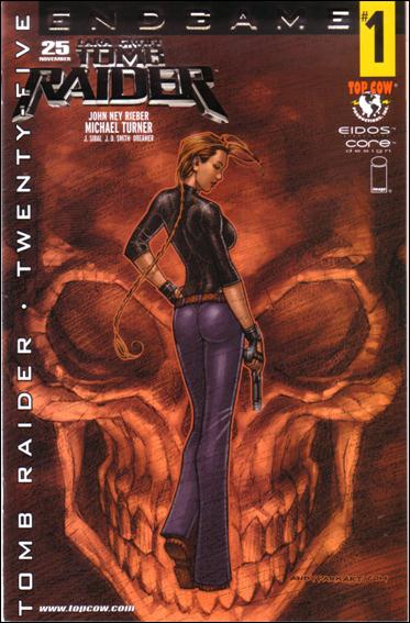 Tomb Raider: The Series 25-G by Top Cow