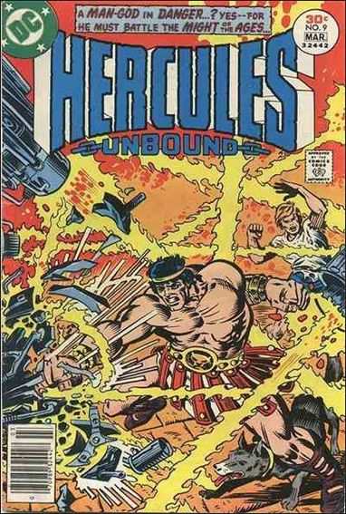 Hercules: Unbound 9-A by DC