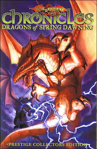 Dragonlance: Chronicles (2007) 4-B by Devil's Due