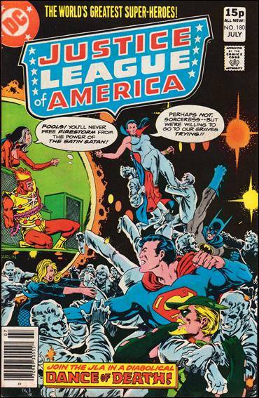Justice League of America (1960) 180-B by DC