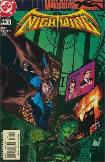 Nightwing (1996) 66-A by DC