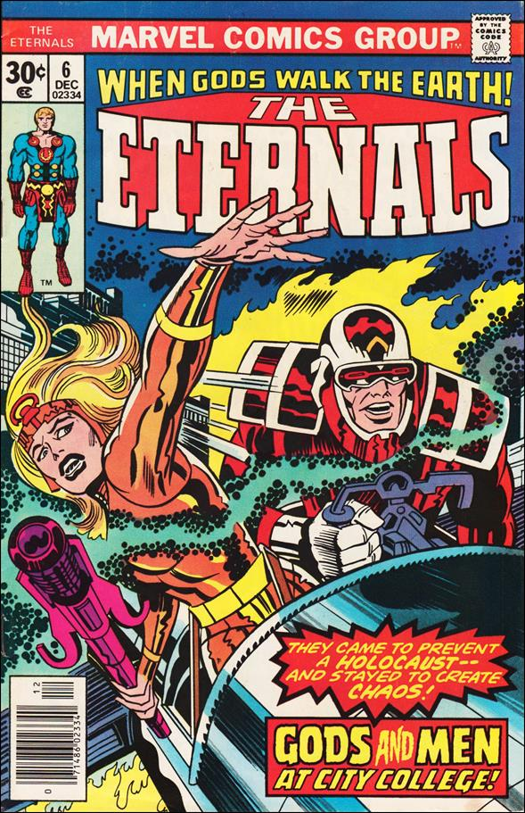 Eternals (1976) 6-A by Marvel