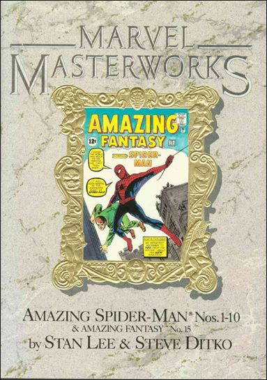 Marvel Masterworks 1-A by Marvel
